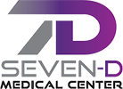 7D Medical Center Logo
